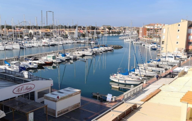 Agence du Casino Transaction Appartement | LE CAP-D'AGDE (34300) | 80 m2 | 263 000 €